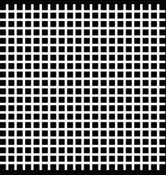 Grid of intersecting lines abstract seamless vector
