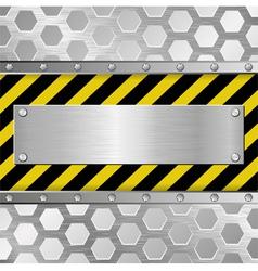 warning vector image