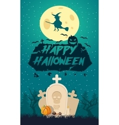 Happy Halloween Holiday vector