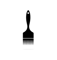 paint brush icon concept for design vector image