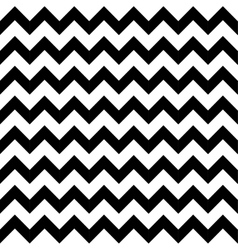 Abstract geometric zigzag seamless pattern vector