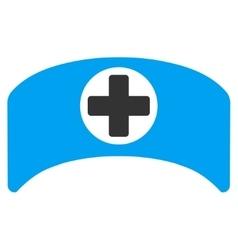 Doctor Cap Icon vector image