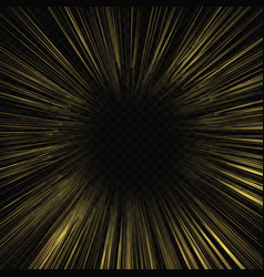 hyperspace speed warp template for your design vector image