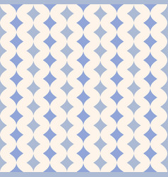 Seamless pattern for boys baby shower background vector