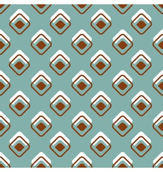 Seamless geometric colorful pattern background vector