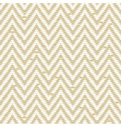 Herringbone tweed pattern in earth tones repeats vector
