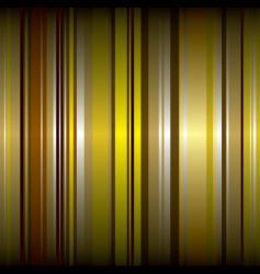 golden wallpaper stripe vector image vector image