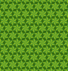 Abstract geometric hexagon seamless patterns vector