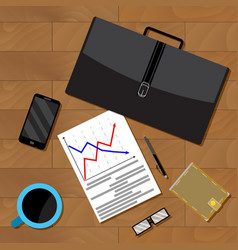 Economist jobs data analysis vector