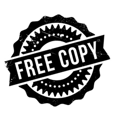 Free Copy rubber stamp vector