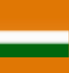Indian national flag background vector