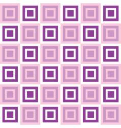 Seventies squares vector