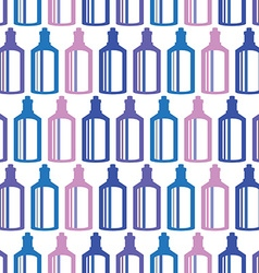 Bottles vector
