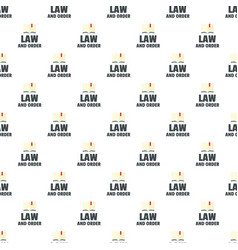 constitution book day pattern seamless vector image