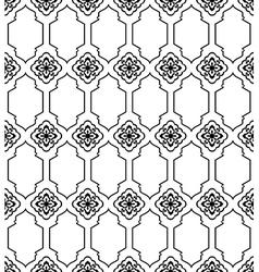 Morocco ornament vector