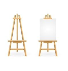 Paint Desk vector image