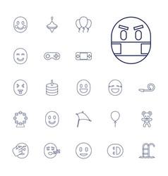 22 joy icons vector