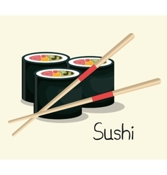 food traditional japanese icon graphic isolated vector image
