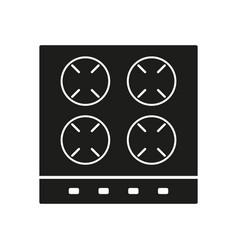 gas stovel icon vector image