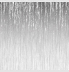 silver grey stripped vertical background vector image