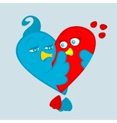 Symbol of Love vector image