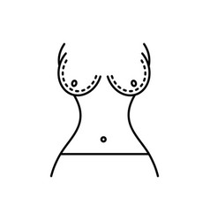Breast reduction vector