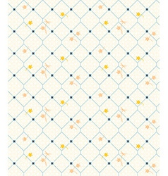 Geometric seamless vintage pattern background with vector image