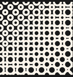 halftone seamless pattern diagonal gradient vector image
