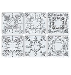 al 0742 tiles 03 vector image