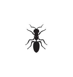 Ant logo template design vector