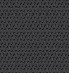 Perforated Material Seamless Background vector