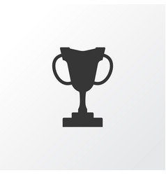 Prize icon symbol premium quality isolated vector