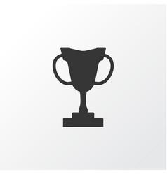 Prize icon symbol premium quality isolated vector