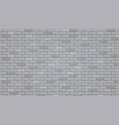 brick wall background pattern vector image