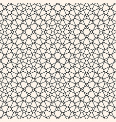 mesh seamless pattern delicate net grid lattice vector image
