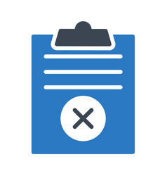 Cancel project vector
