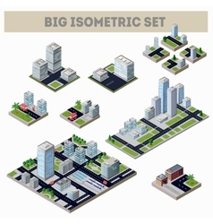 A large set of isometric city vector