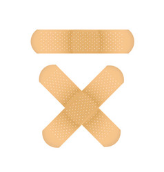 Bandages vector