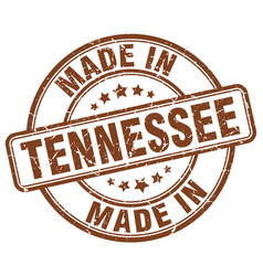 Made in tennessee vector