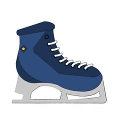 winter sport icon image vector image