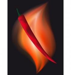 Burning pepped vector