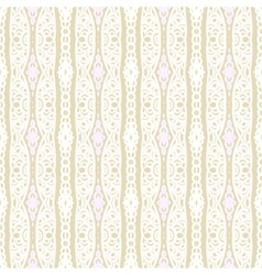 White texture with lacy ornament vector image