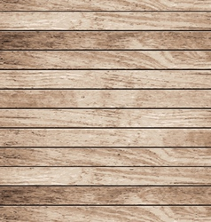 wood plank texture background vector image