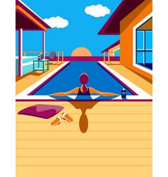 In pool vector