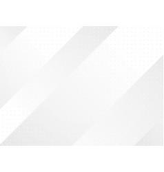 lighten gray white of abstraction technology vector image