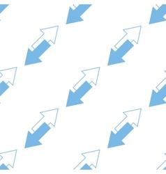 Reverse seamless pattern vector image