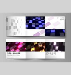 the minimal of editable layout abstract hi vector image