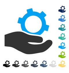 Engineering service icon vector