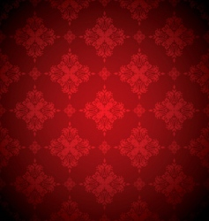 hot red wallaper vector image vector image