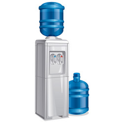 water cooler equipment vector image
